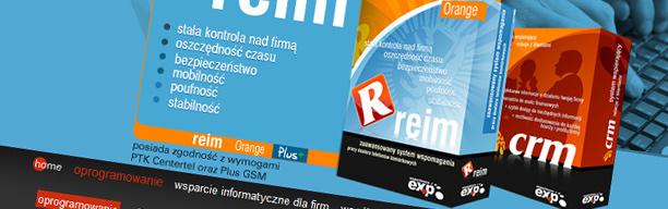 EXP - oprogramowanie dla delearów telefonów komórkowych sieci ORANGE i Plus - exp.pl